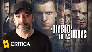 Crítica 'El diablo a todas horas' ('The Devil All The Time') (Netflix)