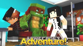 Minecraft Adventure - TINYTURTLE GOES TO HOSPITAL!