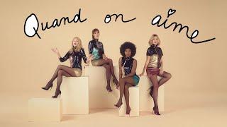 Les Parisiennes - Ah c'qu'on est bête (Clip Officiel)