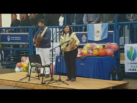 La Voz TV: Himno provincial en manos de los Berbel