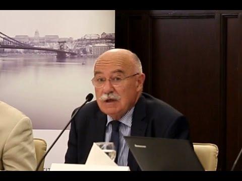 Whither Europe? János Martonyi at the Danube Institute 2016 05 27