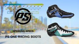 Powerslide One racing boots - Powerslide Speaking Specs