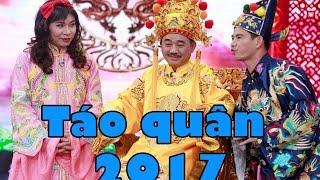 TRỰC TIẾP GẶP NHAU CUỐI NĂM 2017 - GALA CƯỜI TÁO QUÂN 2017