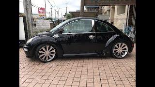 フルカスタムザッビートル フォルクスワーゲン・ニュービートル Volkswagen New Beetle totalplanning HOUSE
