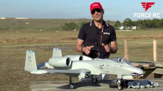 Force RC - FMS A-10 70mm EDF Jet
