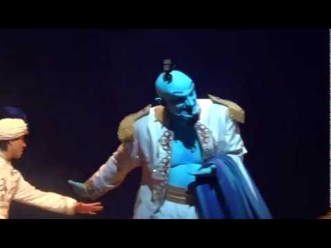 Genie's Jokes and Puns Part 8: The Frozen Edition (HD) - Aladdin A Musical Spectacular