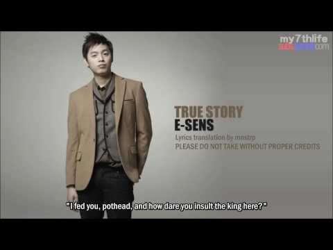 [ENG SUB] True Story by E-Sens