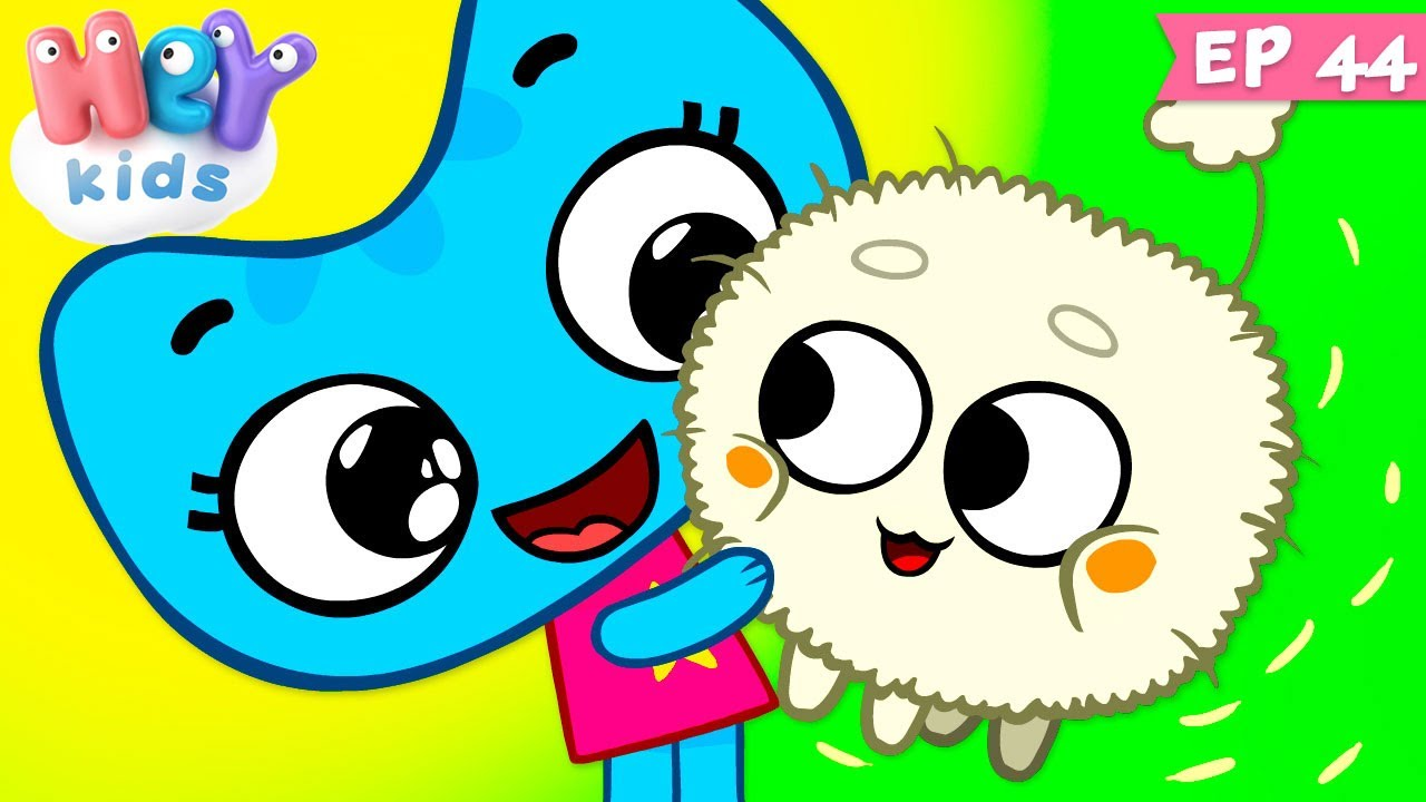 Kit și Keit: Setul de animale de companie | Desene animate noi | HeyKids