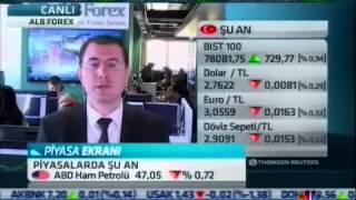 ALB Forex Araştırma Uzmanı Onur Altın Çin,Petrol Piyasası Ve FED Toplantısı - CNBC E -