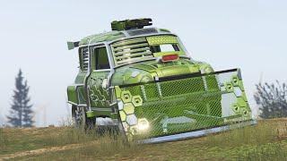 GTA Online - Tek Kişilik Araba Kopyalama Geri Döndü 10 Dakikada Zengin Olun (PS4/XB1)