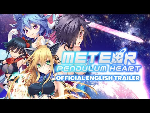Meteor Pendulum Heart - Official English Trailer
