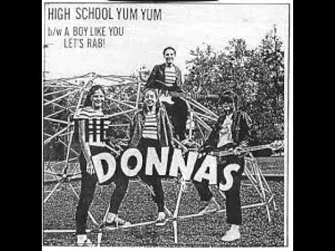 The donnas let s go mano