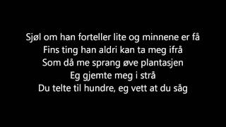 Kaizers Orchestra - Hjerteknuser [lyrics]
