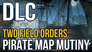 COD Ghosts: Invasion DLC Mutiny: Cannon Barrage & Ghostly Crew Field Orders | Call of Duty Ghosts