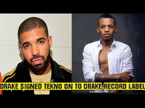 Drake Signed Tekno To His Record Label ??