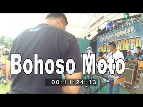 Bohoso Moto COVER Maya Sabrina - Ply BLOSO