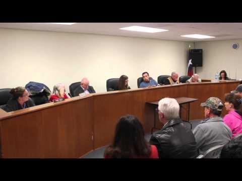 1/14/16 Consent Agenda - B. Administration Report - Budget