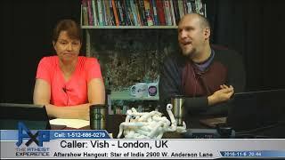 Evidence | Vish - London, UK | Atheist Experience 20.44