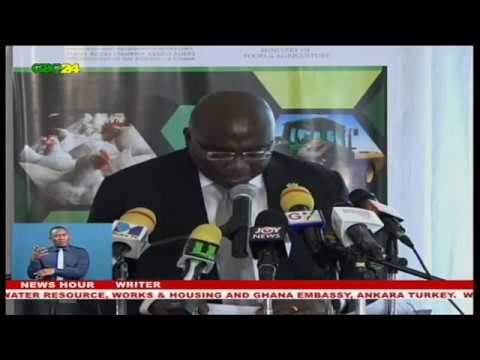 Agric Experts, investors meet in Ghana to formulate agricultural 'Marshall Plan'