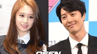 Ji Yeon (T-ara) & Lee Dong Gun Dating - Kiss Scene - Sweet Couple