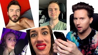 FACETUNING YOUTUBERS PRIVATE SELFIES 2
