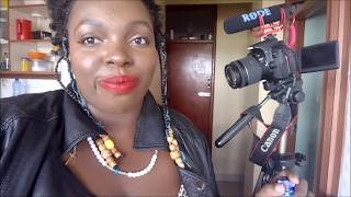 My Best Microphone For Youtube | Rode Videomic GO Test  Amazon Unboxing Video Nairobi, Kenya|Kemunto