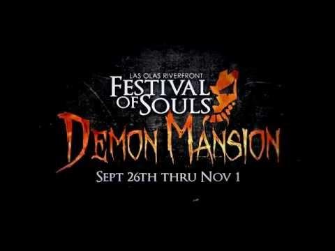 Demon Mansion at Las Olas Riverfront (Fort Lauderdale, FL)