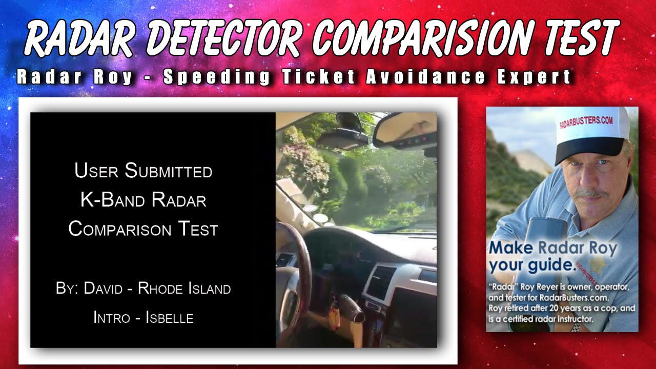 radar detector comparision test youtube. Black Bedroom Furniture Sets. Home Design Ideas