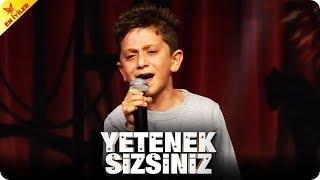Dj Yıldırımdan Arabesk Rap 😎  Yetenek Sizsiniz Türkiye