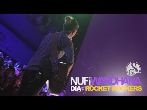 Dia - Rocket Rockers (live Cover By Nufi Wardhana)