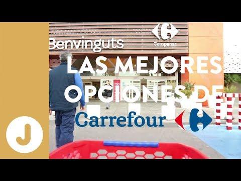 LAS MEJORES OPCIONES PARA COMPRAR EN CARREFOUR. - JUANLLORCA