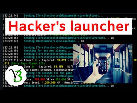 Best Launcher For Hackers And Programmer- Yags3world