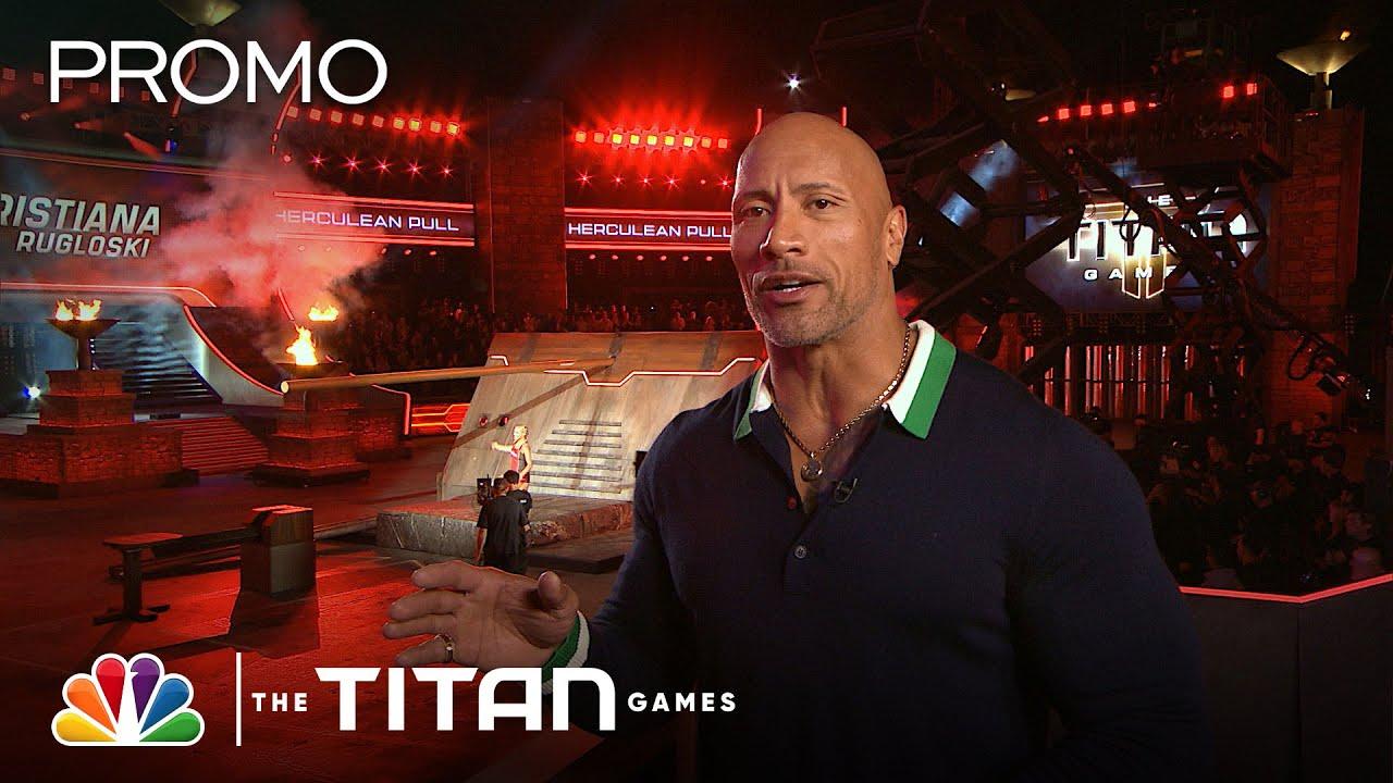 Titan Games Season 2