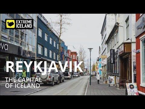 Reykjavik City Attractions