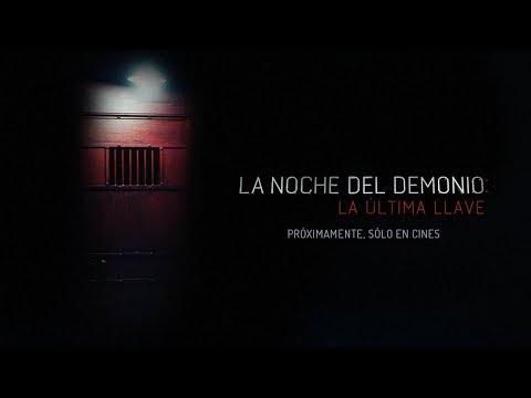 LA NOCHE DEL DEMONIO: LA ÚLTIMA LLAVE I Tráiler Subtitulado (HD)