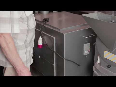Обзор на просеиватель муки и сахара УТАЛ для пекарни