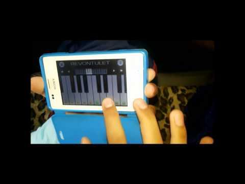 Rindukanlah - Piano Android (Cover)