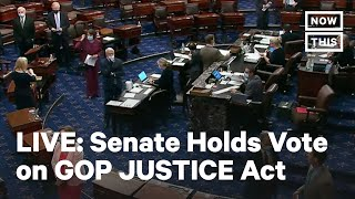 Senate Expected to Vote on GOP Police Reform Bill | LIVE | NowThis