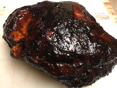 Smoked Pork Butt On The Weber Kettle