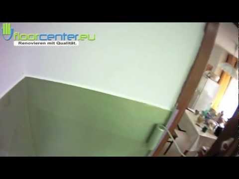 Wandgestaltung abwaschbare Fliesenfarbe farbe ideen für Fliesenspiegel Küche Farbgestaltung Zimmer