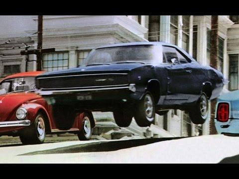 68 Charger Amp 68 Mustang In Bullitt Youtube