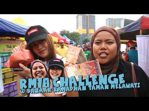 RM10 CHALLENGE! - Buruk/Cantik w/ YAYA ZAHIR