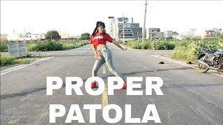 Proper Patola Dance Cover| Namaste England | Sheetal Biyani