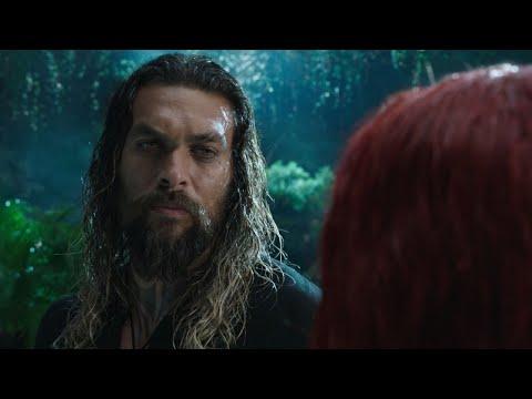 Aquaman acierta con su tráiler final y deja a los fans expectantes