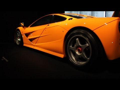 Ralph Lauren Collection Highlights in Paris! Ferrari 250 GTO, McLaren F1 LM, Mercedes-Benz SSK...