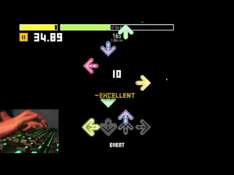 StepMania: Out of the Ashes (x1.2 Faster, 76%)