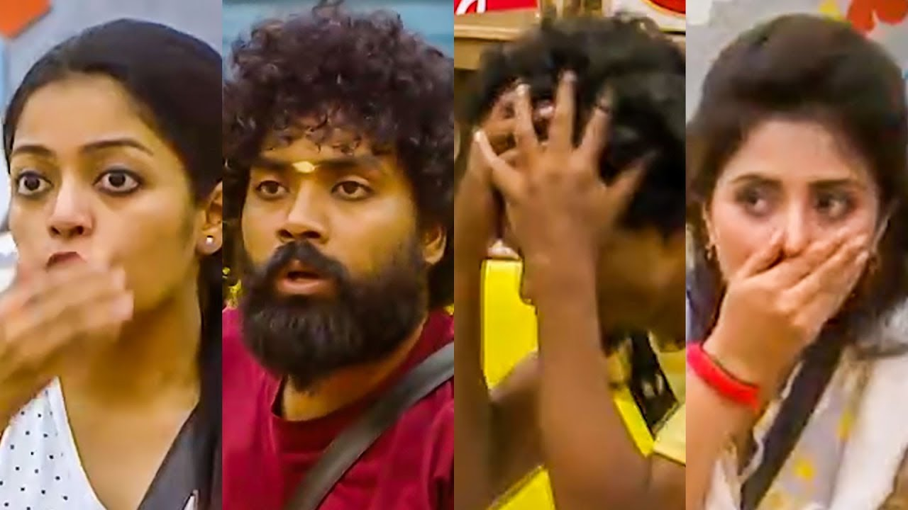 Image result for mechanic death in bigg boss 2 tamil house puthiya thalaimurai