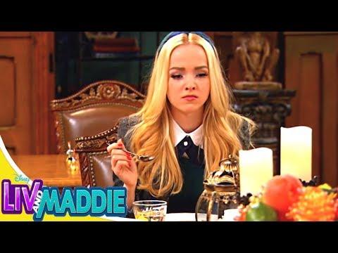 Лив и Мэдди: Калифорния - Сезон 4 серия 05 - Ночёвка у Руни L Игровые сериалы Disney
