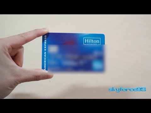 American Express Hilton Honors Review: Rare No Annual Fee Hotel Card