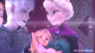 Jack x Elsa //Love me like you do// [Jelsa]
